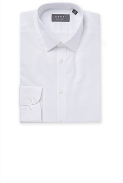Classic Refined Micro Textured Shirt