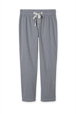 Striped Organic Cotton Pyjama Pant