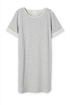 Organic Cotton Spot Nightie