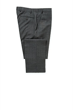 Classic Geometric Textured Trouser