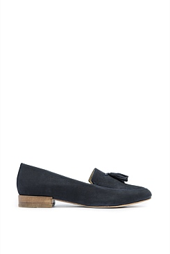 Nyla Nubuck Loafer