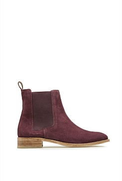 Augusta Suede Boot