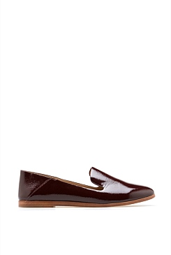 Ruby Patent Loafer