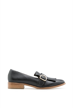 Mia Buckle Loafer