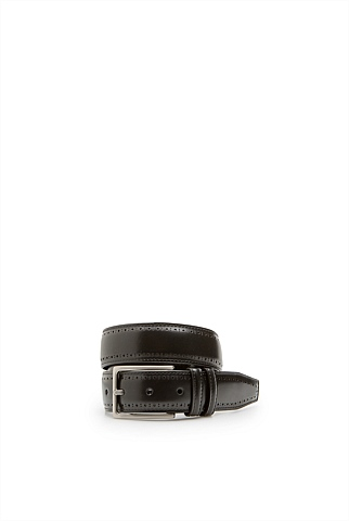 Brogue Leather Belt