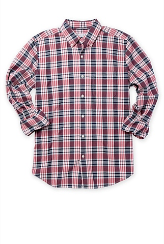 Highlight Plaid Shirt