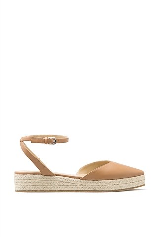 Lucia Pointed Espadrille