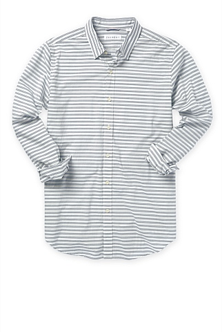 Barre Double Stripe Shirt