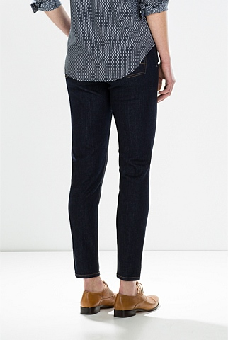 Ink Slim Cropped Jean
