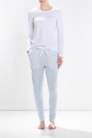 Organic Cotton Long Sleeved T-Shirt
