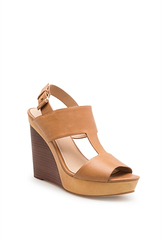 Wendy Wooden Wedge