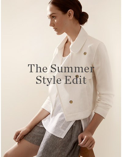 The Summer Style Edit - View Now