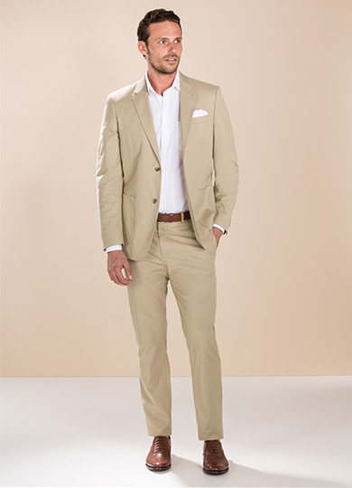 moderate cost amazing selection outlet store sale The Khaki Suit