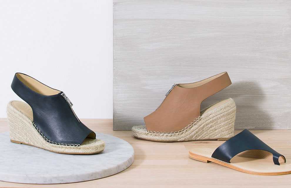 The Edit - Spring Shoes