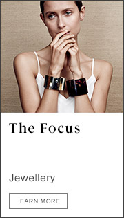 The Focus. Jewellery. Learn More