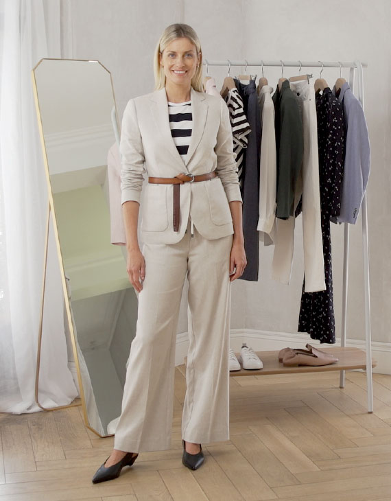 How to Build a Wearable and Workable Wardrobe - The Style