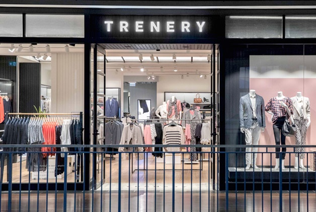 Trenery Melbourne Central Store Victoria