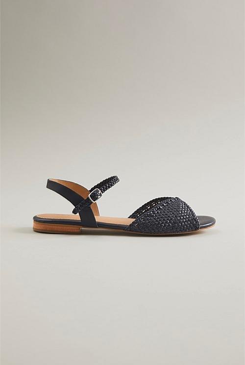 Nanette Woven Sandal | Sandals \u0026 Slides